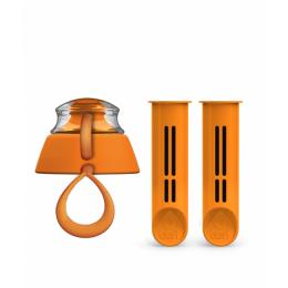 Фильтр для бутылки Dafi Bottle Оранжевая