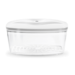 DAFI VACUUM 2.7 L White